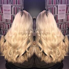 Christmas Hair Extension Deal