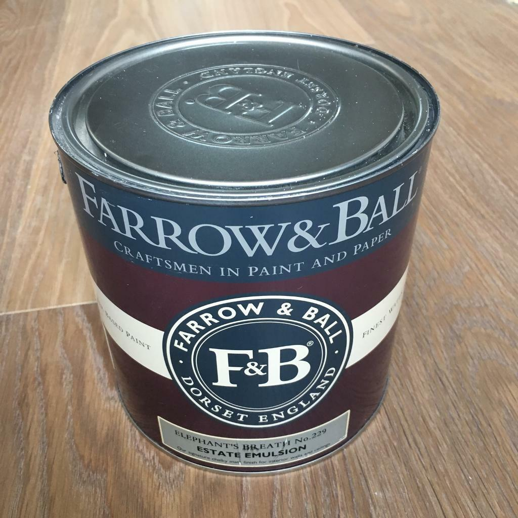 Farrow & Ball Elephant's Breath Estate Emulsion