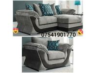 Free delivery Halo brand new chaise corner sofa(Extra chair)