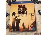 Fear the Walking Dead Season 1 Blu Ray