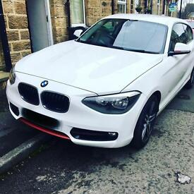 BMW 1 Series 1.6 petrol 114i Sport
