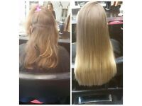 Professional hairdressing and extension services