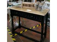 Hall Table / Two drawer console