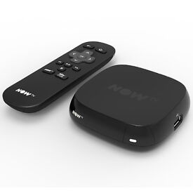 Now TV Box + 2 Months Movies