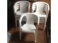 Set of chilkdren's chairs