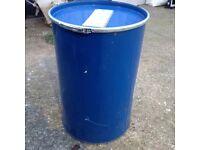 200Ltrs Barrels Plastic and Metal