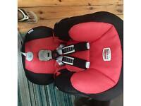 Britex 123 car seat