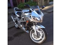2005 Suzuki SV1000S genuine bike in great condition