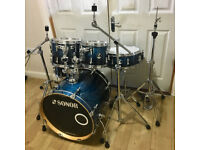 Fully Refurbished Sonor Force 2007 Drum Kit