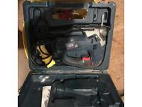 110v jigsaw with transformer