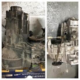 Mk1 golf gearbox x 2