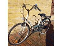 B'twin Elops 5 hybrid bike