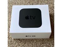 Apple TV 4K (Mk 1) 32Gb + Siri Remote (Mk2)