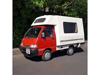 Daihatsu Hijet Romahome Motorhome, Campervan Like Bedford Bambi, NEW MOT