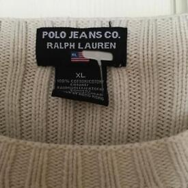 Polo Ralph Lauren Jumper XL