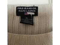 Polo Ralph Lauren Jumper XL