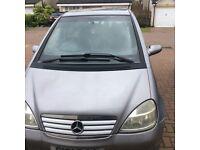 A170 Grey 1.7 CDI Mercedes Advantgrade