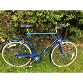 Raleigh courier bicycle