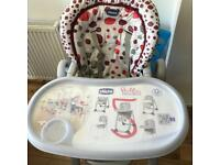 Polly progress 5 baby seat