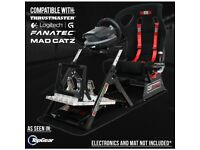 GTULTIMATE V2 Racing Simulator Cockpit Gaming Chair Logitech G27/