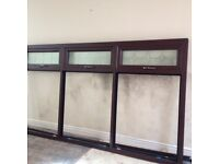 Rose wood windows for sale.