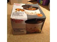 Cordon Bleu compact slow cooker