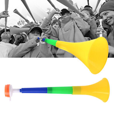 Football Stadium Cheer Fan Horns Soccer Ball Vuvuzela Cheerleading Kid Trumpet  - Vuvuzela Horn