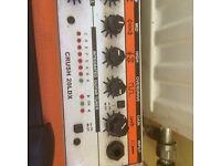 Orange crush amp