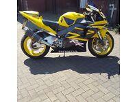 2002 Honda fireblade 954