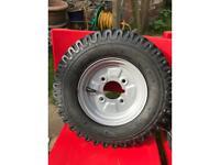 Brand new trailer wheels 4 inch pcd