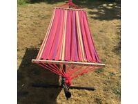 AMAZONAS HAMMOCK (WITHOUT STAND), BARGAIN, COLLECT BRIGHTON.