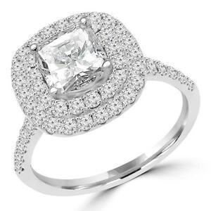 AFFORDABLE DIAMOND ENGAGEMENT RING WITH A .75 CT CENTER / BAGUE DE FIANCAILLES À DIAMANT ABORDABLE