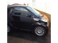 Smart Fortwo Coupe, 2012, diesel, 19,190miles, 1,000 since mot, full service history. £4000