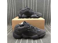 b6e3fe44a8d29 adidas Yeezy 500 Utility Black Unisex