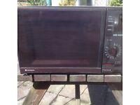 Vintage microwave oven Hitachi MR6250