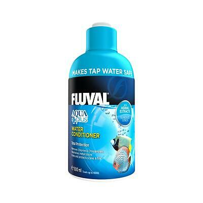 FLUVAL AQUAPLUS WATER CONDITIONER FISH TANK FRESH NUTRAFIN   FREE SHIPPING