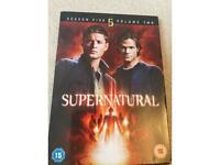 Supernatural dvd season five vol 2 cert 15