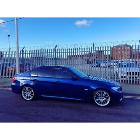 *MUST SEE *BMW 330d - MSPORT, Semi Auto, I Drive
