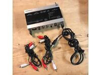 Audio 8 soundcard native instruments