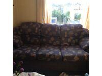 3 seater lovely sofa