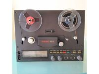 """TASCAM 22 reel to reel 1/4"""" tape recorder - amazing condition - (vintage, rare)"""