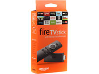 Fire TV Stick with Alexa Voice Remote & 3 months smart iptv & more £45.00 ono boxed as