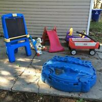 FREE Outdoor Little Tykes & Fisher Price Toys