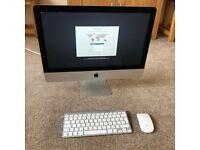"""iMac 21.5-Inch """"Core i5"""" 1.4 (Mid-2014) 500GB HDD 8GB RAM"""