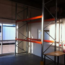 DEXION P90 HEAVY DUTY INDUSTRIAL COMMERCIAL WAREHOUSE GALVANISED PALLET RACKING