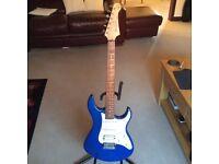 Nice Yamaha Pacifica strat style Guitar
