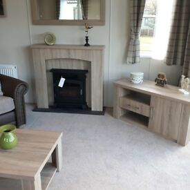 Brand new ABI St David for sale Littondale Yorkshire Dales near Skipton
