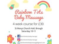 Rainbow Tots Baby Massage