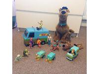 Scooby Doo toys bundle