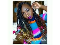 Afro Hairdresser in and around Birmingham: Box Braids & More